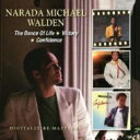 Artist Name: N - Narada Michael Walden ナラダマイケルウォルデン / Dance Of Life / Victory / Confidence 輸入盤 【CD】