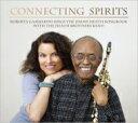 Roberta Gambarini / Jimmy Heath / Connecting Spirits / Roberta Gambarini Sings The Jimmy Heath: Songbook 【CD】
