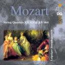 モーツァルト / 弦楽四重奏曲.16、18 ライプツィヒ四重奏団