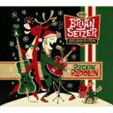 艺人名: B - Brian Setzer ブライアンセッツァー / Rockin' Rudolph 【CD】
