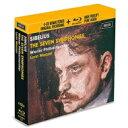 Composer: Sa Line - 【送料無料】 Sibelius シベリウス / 交響曲全集 マゼール&ウィーン・フィル(4CD+ブルーレイ・オーディオ) 輸入盤 【CD】