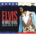 楽天HMV&BOOKS online 1号店【送料無料】 Elvis Presley エルビスプレスリー / Elvis In West Texas 輸入盤 【CD】