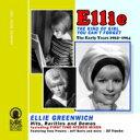 艺人名: E - Ellie Greenwich / Kind Of Girl You Can't Forget (The Early Years 1962-1964) 輸入盤 【CD】