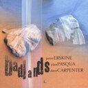 藝人名: P - Peter Erskine ピーターアースキン / Badlands 輸入盤 【CD】