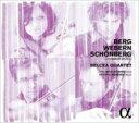 作曲家名: Sa行 - 【送料無料】 Schoenberg シェーンベルク / シェーンベルク:浄夜、ベルク:叙情組曲、ヴェーベルン:ラングザマー・ザッツ、他 ベルチャ四重奏団 輸入盤 【CD】