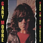Gary Moore ゲイリームーア / Back On The Streets 【LP】