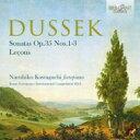 ドゥシェク(1760-1812) / 3つのピアノ・ソナタ、12の段階的なレッスンより、他 川口成彦(フォルテピアノ) 輸入盤 【CD】