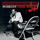 Hank Mobley ハンクモブレー / Workout (アナログレコード / Blue Note) 【LP】