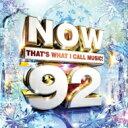 【送料無料】 NOW(コンピレーション) / Now That's What I Call Music! 92 輸入盤 【CD】