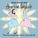 艺人名: R - 【送料無料】 Rosemary Clooney / Connie Francis / Brenda Lee / Big Box Of American Songbirds 輸入盤 【CD】