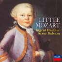 Composer: Ma Line - Mozart モーツァルト / 初期ピアノ作品集、ピアノ小品集 ヘブラー、バルサム 【CD】