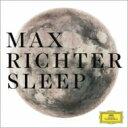艺人名: M - 【送料無料】 Max Richter マックスリヒター / Sleep (+blu-ray Audio) 輸入盤 【CD】