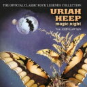 藝人名: U - Uriah Heep ユーライアヒープ / Magic Night マジック ナイト・ライヴ2003 (紙ジャケット) 【CD】
