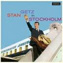 Stan Getz スタンゲッツ / In Stockholm (180gr) 【LP】