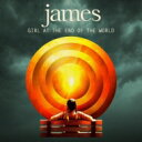 Artist Name: J - 【送料無料】 James ジェイムス / Girl At The End Of The World 輸入盤 【CD】