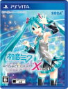 【送料無料】 Game Soft (PlayStation Vita) / 初音ミク -Project DIVA- X 【GAME】