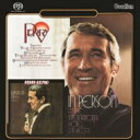 藝人名: P - 【送料無料】 Perry Como ペリーコモ / Perry / In Person At The International Hotel Las Vegas 輸入盤 【SACD】