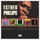 Artist Name: E - 【送料無料】 Esther Phillips エスターフィリップス / Original Album Series Box Set (5CD) 輸入盤 【CD】