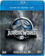 ジュラシック パーク / ジュラシック・ワールド3D ブルーレイ & DVDセット(ボーナスDVD付) 【BLU-RAY DISC】