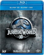 ジュラシック・ワールド3D ブルーレイ & DVDセット(ボーナスDVD付) 【BLU-RAY DISC】