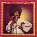 藝人名: B - Betty Wright ベティライト / Live 【CD】