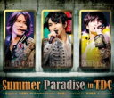 Summer Paradise in TDC〜Digest of 佐藤勝利「勝利 Summer Concert」中島健人「Love Ken TV」菊池風磨「風 is a Doll?」〜 (Blu-ray) 【BLU-RAY DISC】