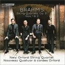Composer: Ha Line - Brahms ブラームス / 弦楽四重奏曲第1番、第2番 ニュー・オルフォード弦楽四重奏団 輸入盤 【CD】