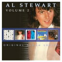 艺人名: A - 【送料無料】 Al Stewart アルスチュアート / 5cd Original Album Series Box Set Vol.2 輸入盤 【CD】