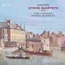 作曲家名: Ha行 - 【送料無料】 Haydn ハイドン / 『プロシャ王』四重奏曲集 ロンドン・ハイドン四重奏団(2CD) 輸入盤 【CD】