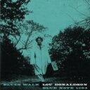 艺人名: L - 【送料無料】 Lou Donaldson ルードナルドソン / Blues Walk (プラチナshm-cd) 【SHM-CD】