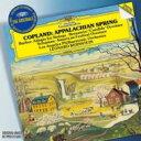Copland コープランド / コープランド:アパラチアの春、バーバー:アダージョ、バーンスタイン:『キャンディード』序曲、他 バーン..