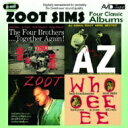 Artist Name: Z - Zoot Sims ズートシムズ / Four Classic Albums 輸入盤 【CD】