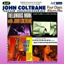 Artist Name: J - John Coltrane ジョンコルトレーン / Four Classic Albums Plus 輸入盤 【CD】