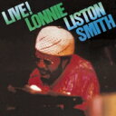 Artist Name: L - Lonnie Liston Smith ロニーリストンスミス / Live!: 入魂 【CD】