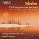 Composer: Sa Line - 【送料無料】 Sibelius シベリウス / 交響曲全集 オスモ・ヴァンスカ & ラハティ交響楽団(4CD) 輸入盤 【CD】