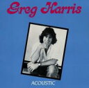 艺人名: G - Gregg Harris / Acoustic 輸入盤 【CD】