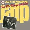 Artist Name: E - Ella Fitzgerald エラフィッツジェラルド / Jazz At The Philharmonic: The Ella Fitzgerald Set 輸入盤 【CD】