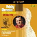 艺人名: E - Eddy Arnold / Let's Make Memories One More Time 輸入盤 【CD】