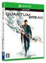 【送料無料】 Game Soft (Xbox One) / クォンタム ブレイク 【GAME】