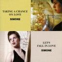 艺人名: S - Simone (Simone Kopmajer) シモーヌ / Taking A Chance On Love: 恋のチャンス / Let's Fall In Love: 恋をしましょう 【CD】
