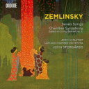 Composer: Ta Line - 【送料無料】 Zemlinsky Alexander Von ツェムリンスキー / 室内交響曲(弦楽四重奏曲第2番の管弦楽版)、夜と夢の7つの歌 ストゥールゴールズ&ラップランド室内管、カールステット 輸入盤 【CD】