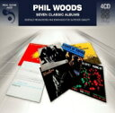 Phil Woods フィルウッズ / Seven Classic Albums 輸入盤 【CD】