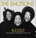 Artist Name: E - 【送料無料】 Emotions エモーションズ / Blessed: The Emotions Anthology 1969-1985 輸入盤 【CD】