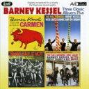 Artist Name: B - Barney Kessel バーニーケッセル / Three Classic Albums Plus 輸入盤 【CD】