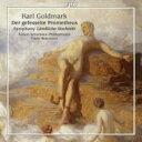 作曲家名: Ka行 - 【送料無料】 ゴルトマルク(1830-1915) / 交響曲『田舎の婚礼』、序曲『縛められたるプロメテウス』 ベールマン&シューマン・フィル 輸入盤 【CD】
