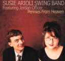 Artist Name: S - Susie Arioli/Jordan Officer スージーアリオリ/ジョーダンオフィサー / Pennies From Heaven 輸入盤 【CD】