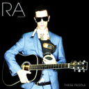 Artist Name: R - 【送料無料】 Richard Ashcroft / These People 輸入盤 【CD】