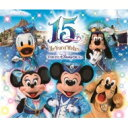 """【送料無料】 Disney / 東京ディズニーシー 15th """"ザ・イヤー・オブ・ウィッシュ ディズニーシー15周年 【CD】"""