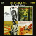 Artist Name: B - Bud Shank バドシャンク / 4 Classic Albums 輸入盤 【CD】