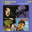 艺人名: M - Morgana King / Four Classic Albums 輸入盤 【CD】
